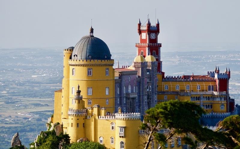 Sintra's Fairy Tale Castle