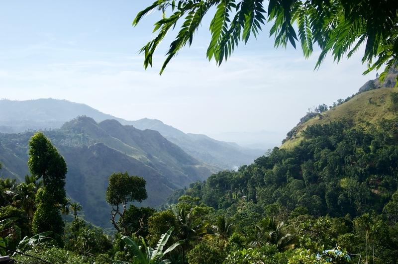 Ella Gap, Sri Lanka