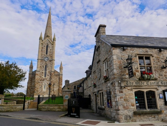 Donegal Cathedral in Ireland