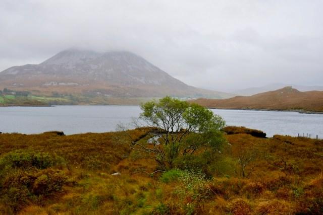 Mount Errigal in Glenveagh National Park