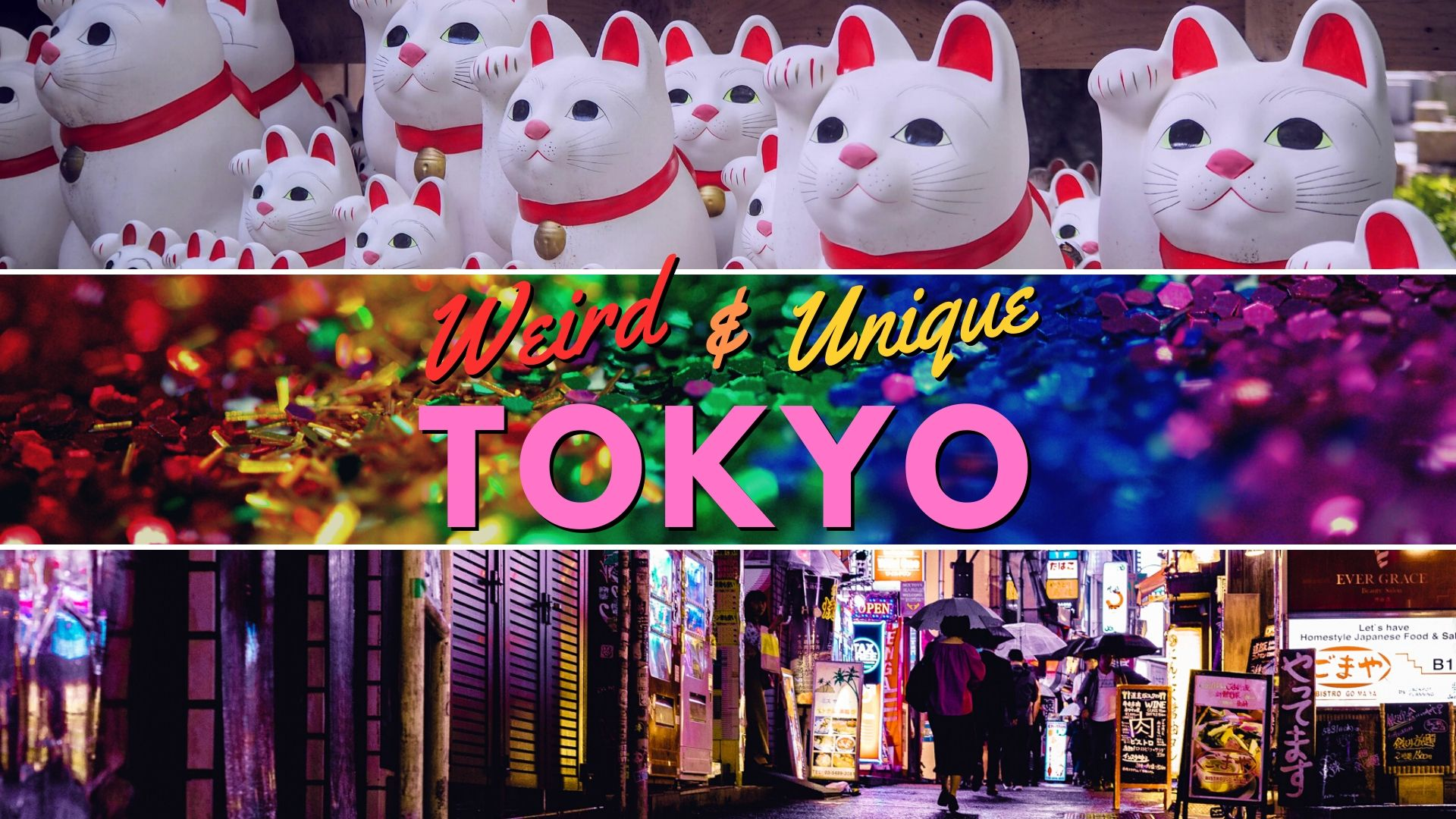 20 Weird and Unique Things To Do In Tokyo