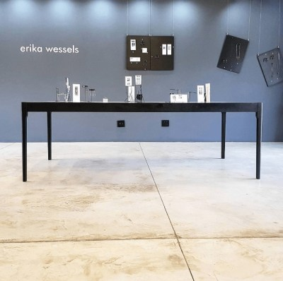 erika wessels contemporary jewellery at Tinsel Gallery - Solo