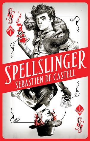 sebastien de castell - spellslinger-uk