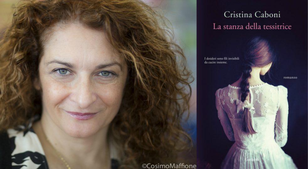 La stanza della tessitrice: intervista a Cristina Caboni