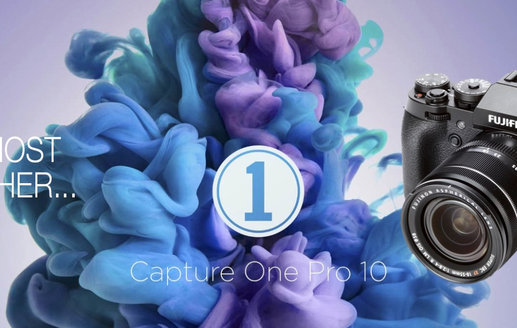 Tether Fuji to CaptureOne Pro 10 – Almost