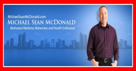 Michael Sean Mcdonald on MLM Recruiting on Instagram and Blogging