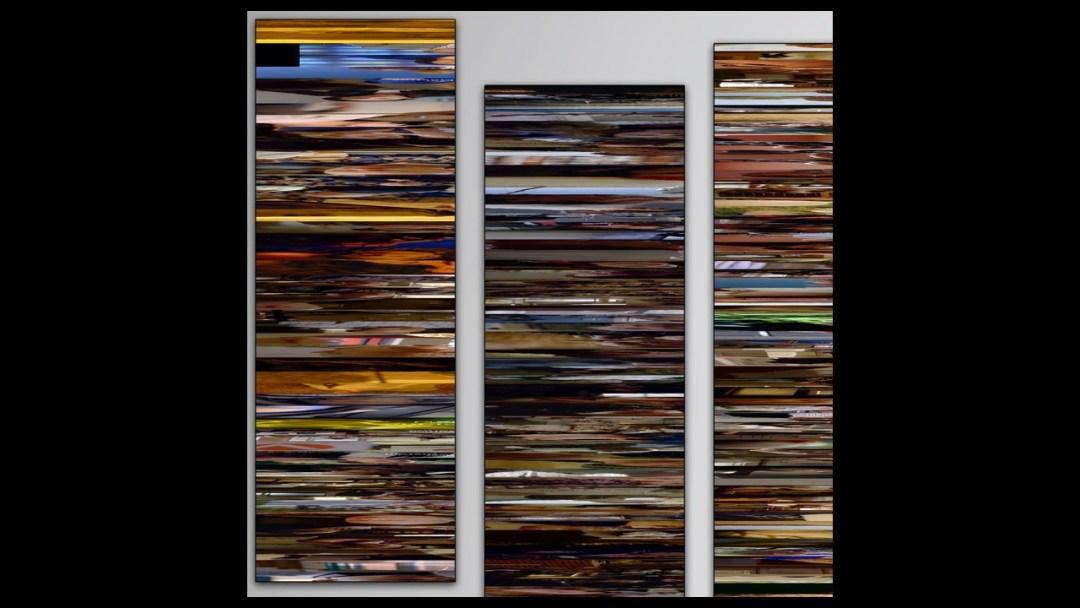 Dysmorphia (panels) 2018