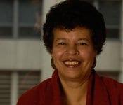 Aisha Ray, M.Ed '72