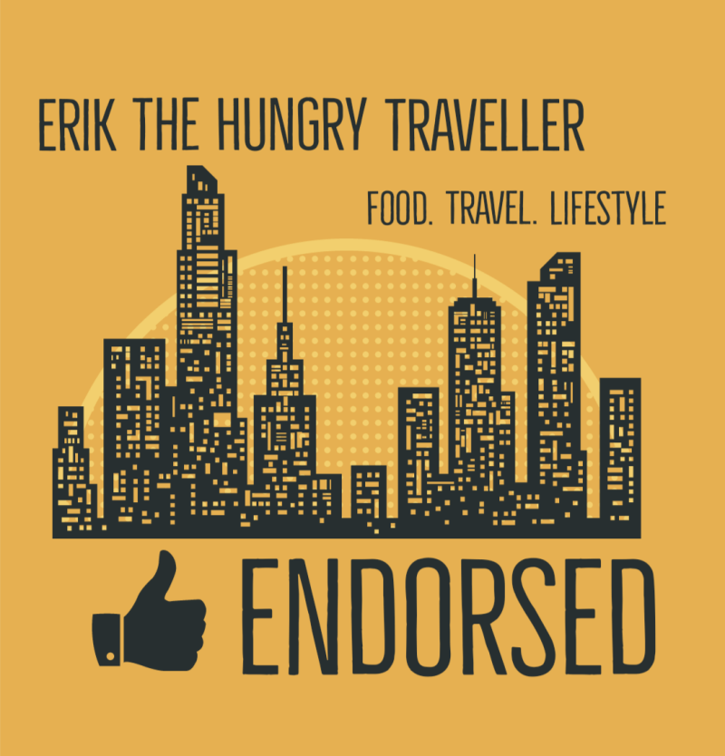 Erik the Hungry Traveller Endorsed