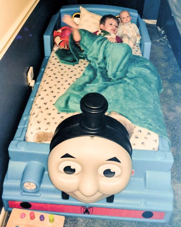 Hanging in Thomas