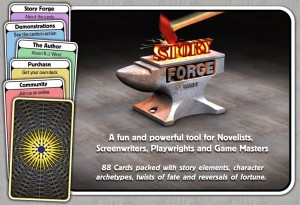 Review: Story Forge Cards