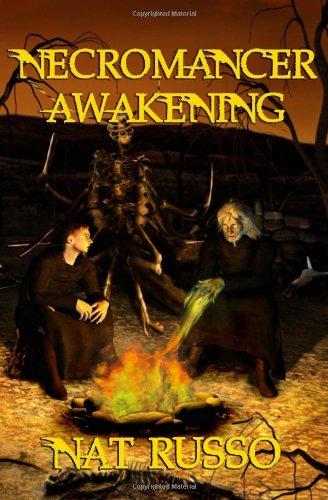 Front Cover of Necromancer Awakening