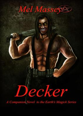 Decker Book Cover