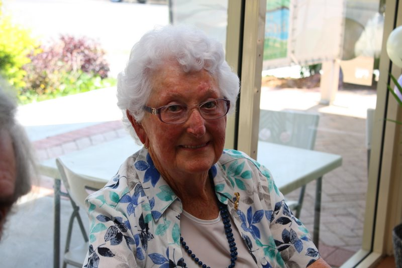 A 93 year old Grandmother's perspective on life