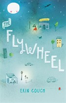 the flywheel cover