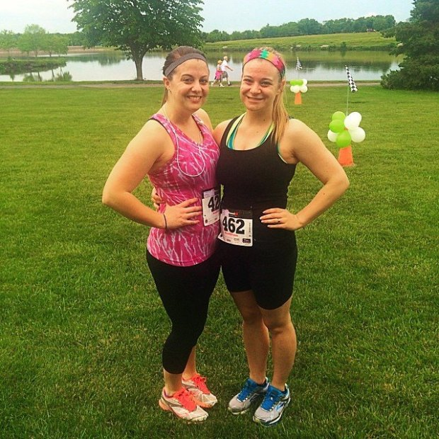 5k with Kelly!