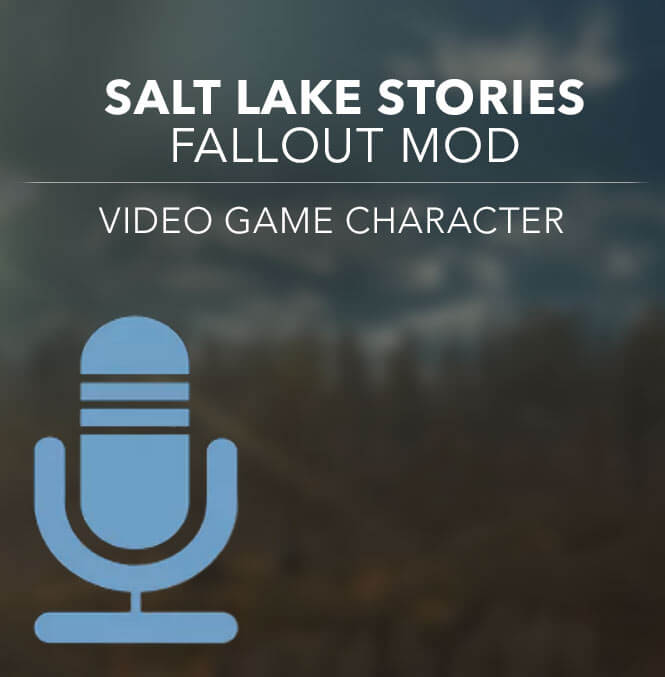 Salt Lake Stories