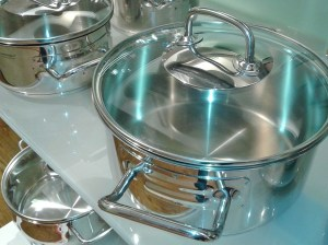 Getting your pots and pans to look like new again