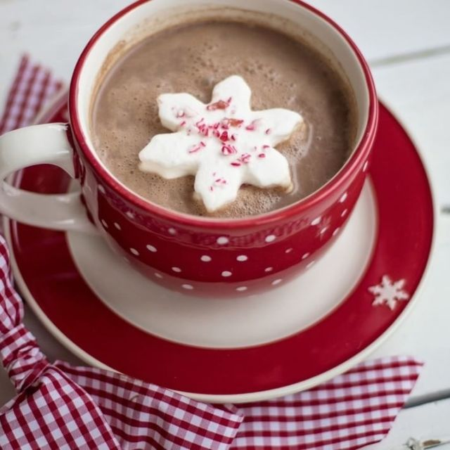 Stay warm out there and enjoy some hotchocolate! winter wintertreatshellip