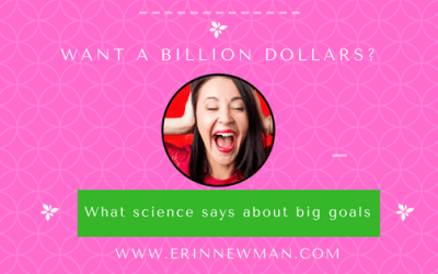 Want to Earn Billions? What Science Says About Big Goals