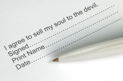 Can you sell your soul to the devil? - ErinPavlina com
