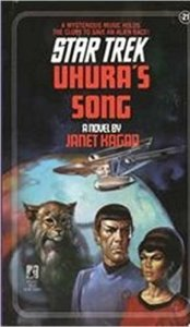 Book Cover for Uhura's Song