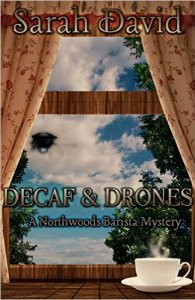 Book Cover for Decaf & Drones