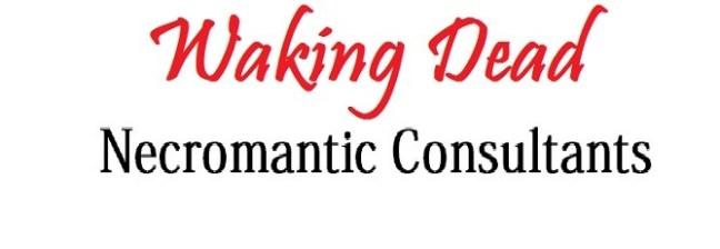 Waking Dead Logo