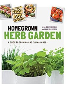 Amazon Cover - Herb Garden