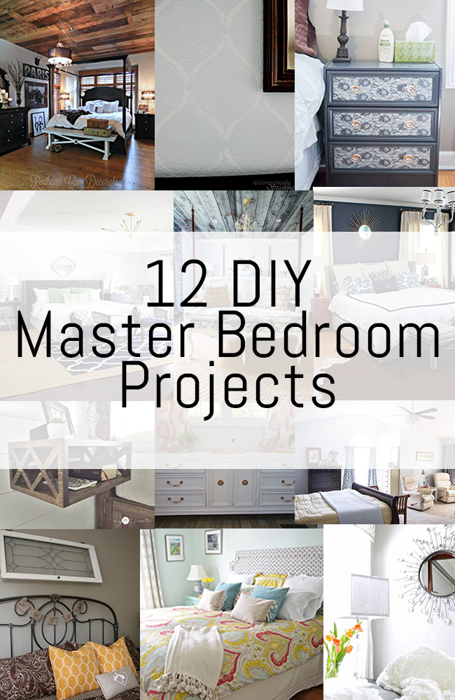 12 diy master bedroom projects erin spain
