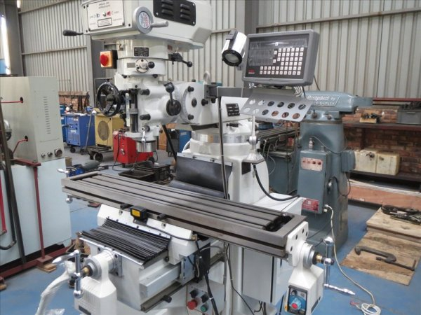 New Milling Machines