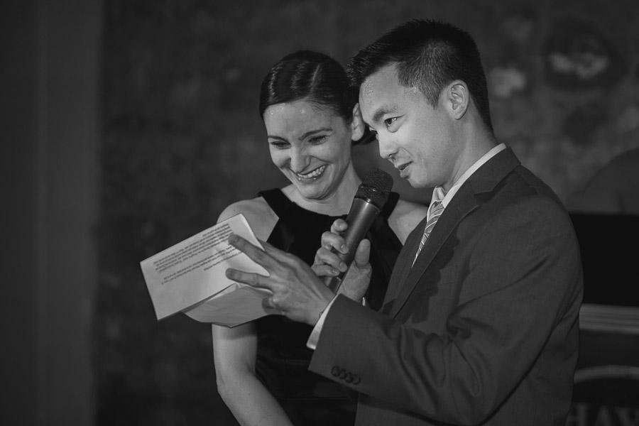 Cubuklu Hayal Kahvesi wedding speaches