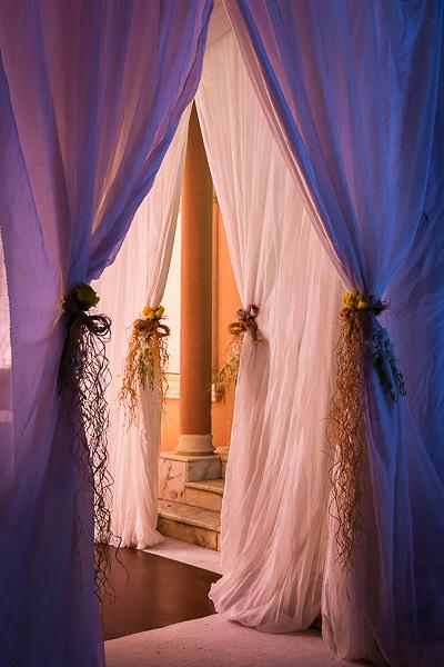 yurt dışında düğün için egzotik mekan