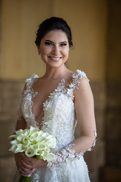 bride before beykoz shoe factory wedding