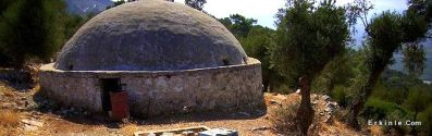 sarnıçlar en eski su depolama sistemlerinden