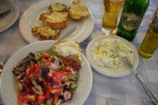 Samosta öğlen yemeğimiz
