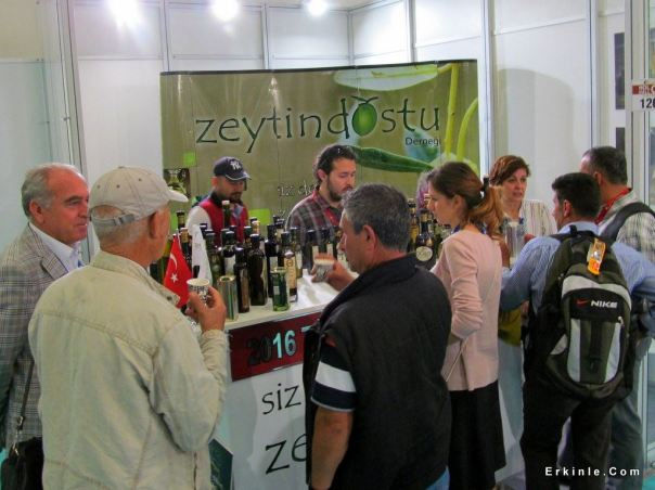 Zeytindostu Derneği Olivtech 2016
