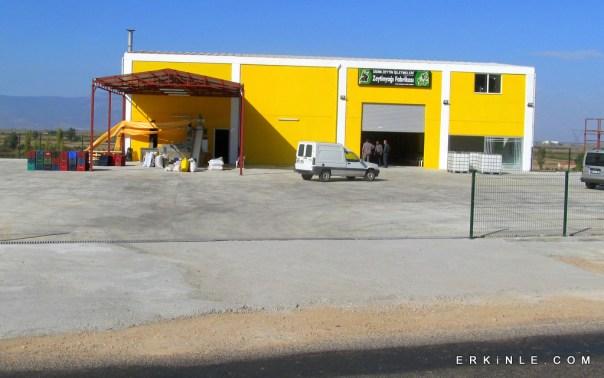 Didim Zeytin işletmeleri Zeytinyağ fabrikası