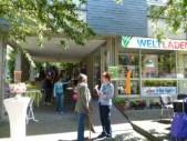 2012 Eröffnung Weltladen für Haiti, Kreuzstraße