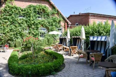 Cafe Ansgarius in Willenscharen Torte