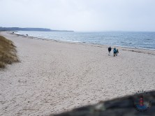 Weissenhäuser Strand im Winter