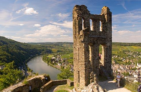 Heute ist von der Grevenburg lediglich eine Ruine übrig