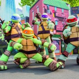 Movie Park Tutles