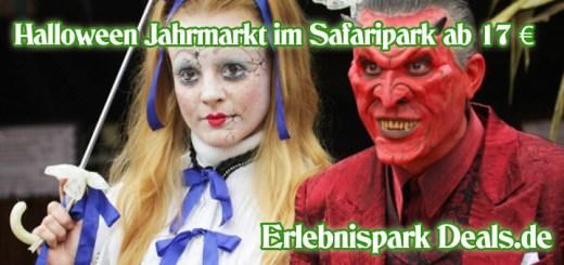Halloween Jahrmarkt