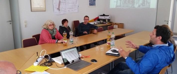 Erfolgreiches Infogespräch über Leader-Kommune