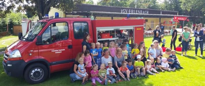 Tatü Tata die Kindergarten – Feuerwehr ist da