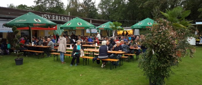 Sommerfest 2017 des SV Erlenbach kommt an