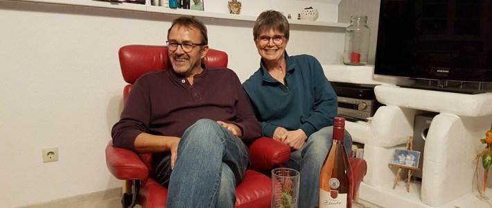 """""""Schää dahääm"""": Zu Besuch beim Erlenbacher Künstler Volker Schweitzer"""