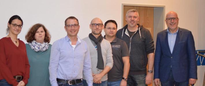 """Erfolgreicher Start – Verein """"Gemeinsam für Erlenbach"""" wurde gegründet"""