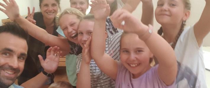 Es geht los – der Jugendtreff Erlenbach startet durch